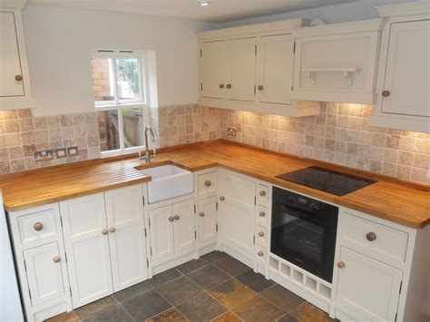 kitchens with belfast sinks kitchen with butchers block and belfast sink the olive