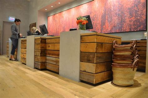 woodworking retail stores reclaimed wood retail counter reclaimed barn siding