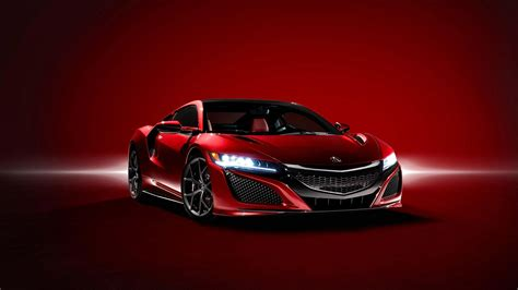 Acura Car Wallpaper Hd by 2016 Acura Nsx Supercar Wallpapers Hd Wallpapers Id 14555