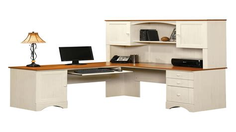corner computer desk with hutch desk chairs sauder corner computer desk with hutch