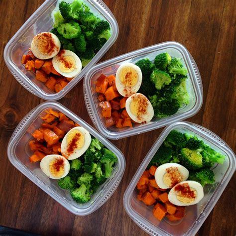 work food ideas meal prep