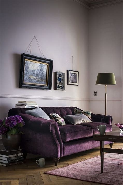 purple paint ideas for living room 17 best ideas about purple living rooms on