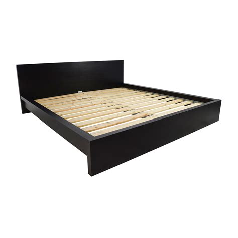 bed frames for a king size bed 81 ikea ikea malm king size bed beds