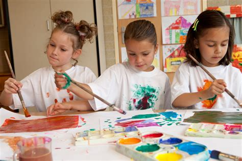 kid classes the importance of the arts in schools