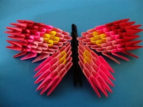 how to make 3d origami butterfly how to make a 3d origami butterfly origami