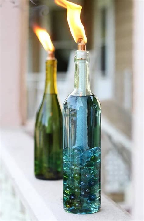 glass bottle crafts for best 25 glass bottle crafts ideas on glass