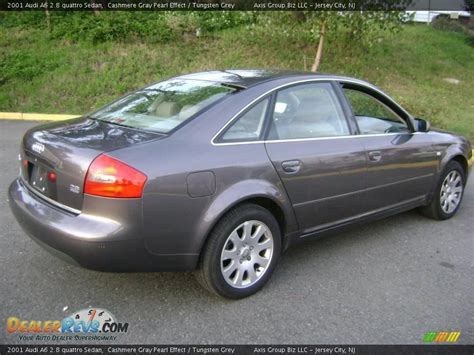 2001 Audi A6 by 2001 Audi A6 2 8 Quattro Sedan Gray Pearl Effect