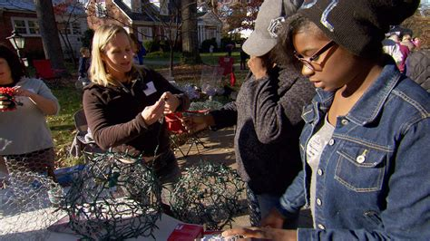 how to make outdoor balls how to make festive outdoor balls today