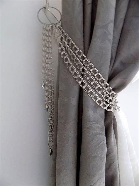 tie back kitchen curtains best 25 curtain holder ideas on diy curtain