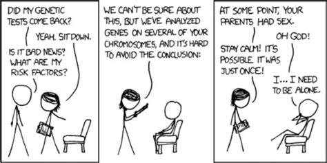 Free Online Course: Useful Genetics Part 2 from Coursera ... Genetics Jokes