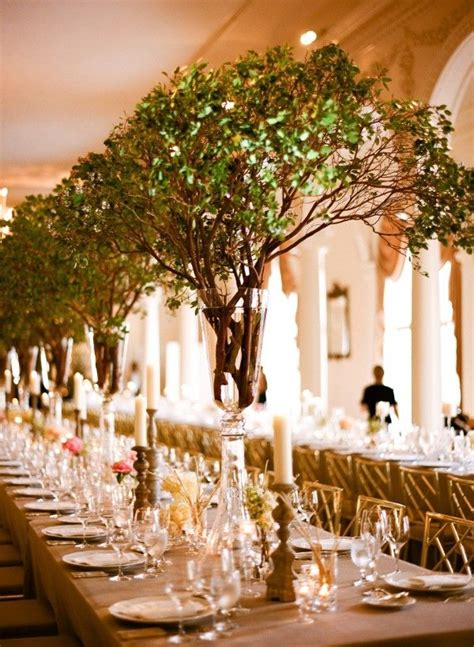 tree table decorations 25 best ideas about tree branch centerpieces on