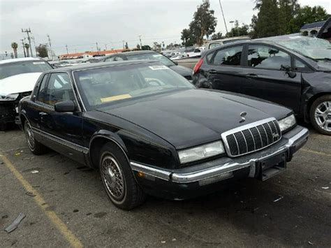 blue book used cars values 1991 buick reatta seat position control auto auction ended on vin 1g4ez13l3mu411233 1991 buick riviera in ca van nuys