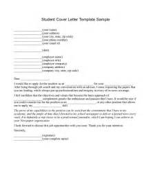 best photos of sample cover letter for students sample