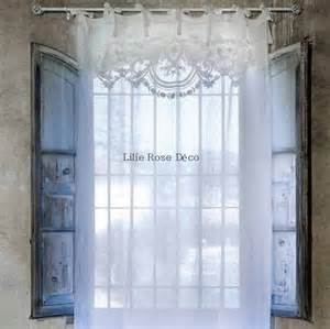 169 best images about brises bise stores rideaux on macrame shabby and sweet home