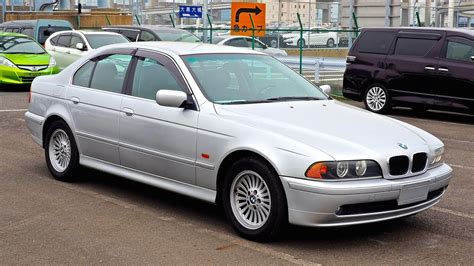 2001 Bmw 525i by 2001 Bmw 525i E39 Japan Auction Purchase Review