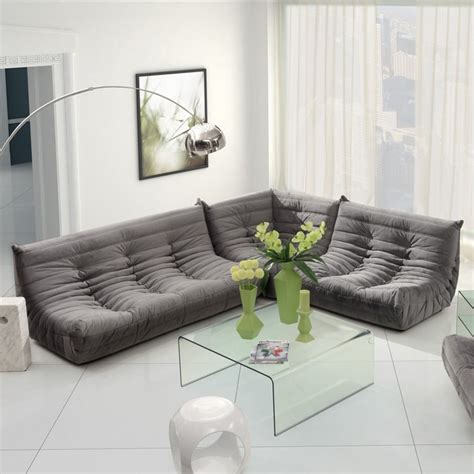 sectional sofas modern zuo modern circus sectional sofa set modern sectional