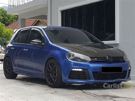 2012 Volkswagen Golf R by Volkswagen Golf R 2012 In Penang Automatic Blue For Rm