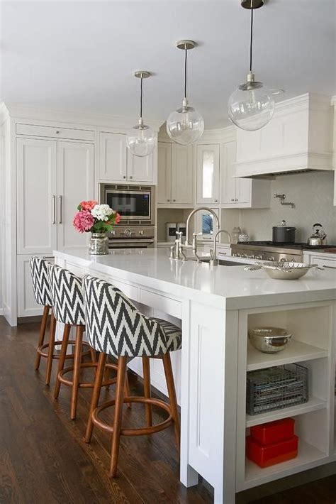 kitchen island with sink and seating best 25 kitchen counter stools ideas on