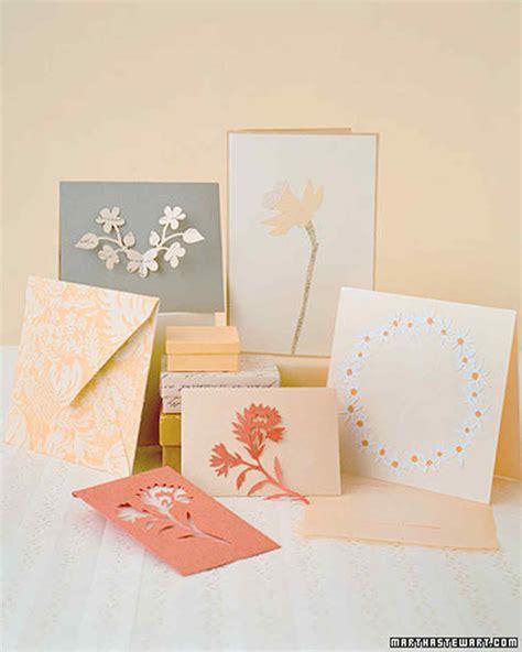 Handmade S Day Card Projects Martha Stewart