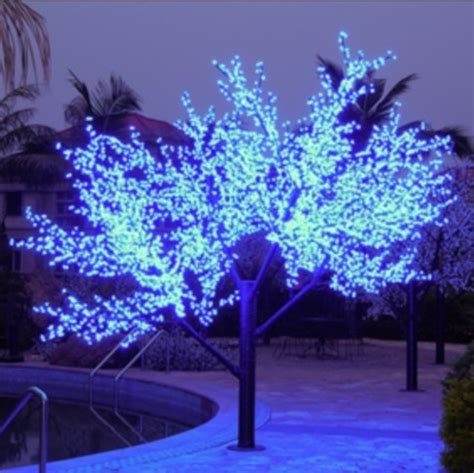 led outdoor trees china yaye sell ce rohs waterproof ip65 led cherry