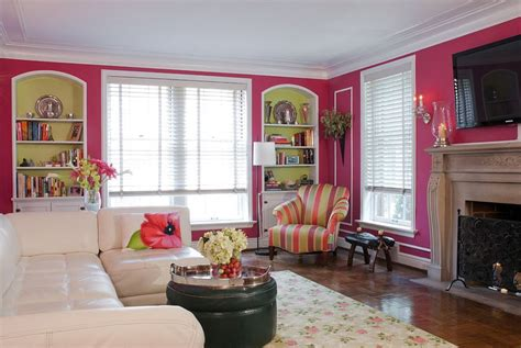 pink living room 20 and cheerful pink living rooms