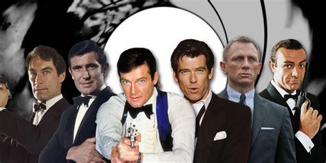best of james bond james bond actors ranked who wore the tux best