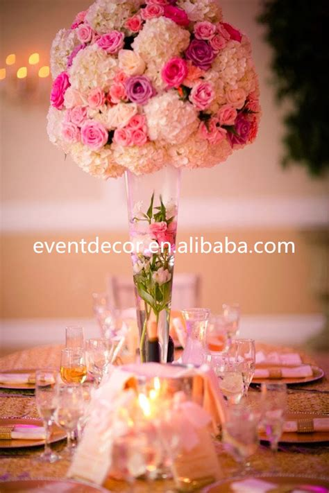 buy wedding centerpieces beautiful vase for wedding centerpieces clear