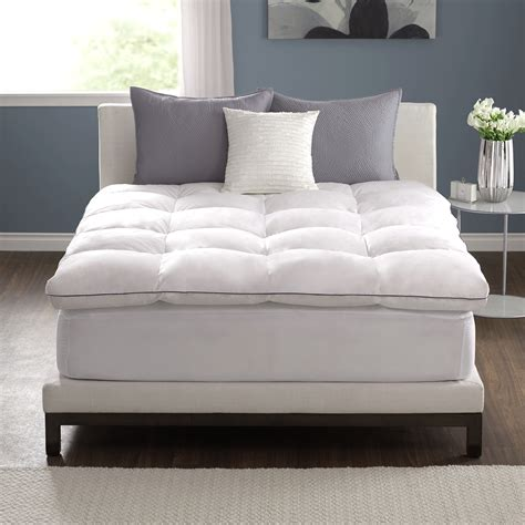 bed mattress topper ultimate comfort with mattress toppers pacific coast bedding