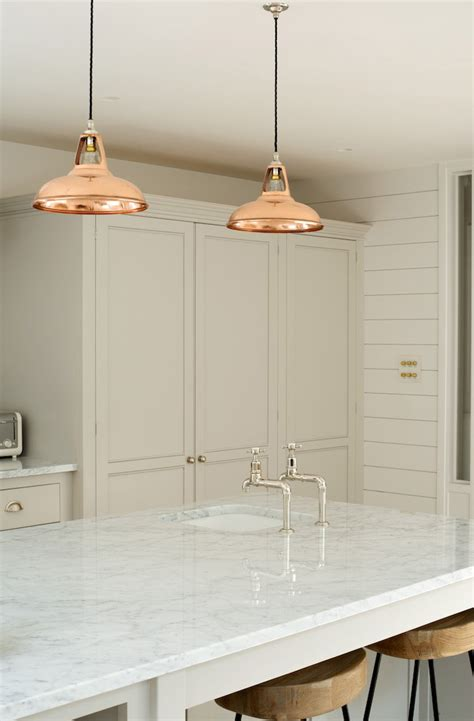 kitchen pendant lights uk 1000 ideas about copper pendant lights on tom