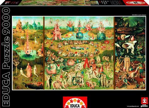 Der Garten Hieronymus Bosch by Hieronymus Bosch Der Garten Der L 252 Ste 9000 Teile