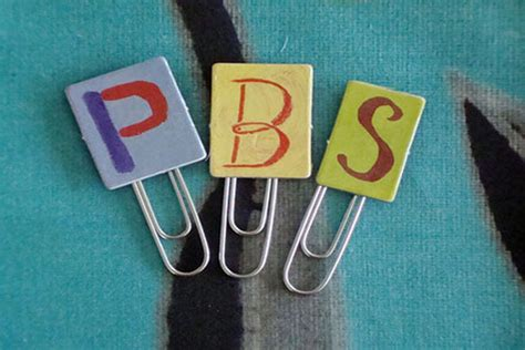 paper clip crafts paper clip bookmarks crafts for pbs parents
