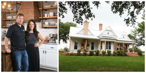 chip and joanna gaines home address chip and joanna gaines house tour fixer farmhouse