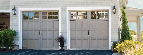 garage door to house carriage house style garage doors carriage house collection
