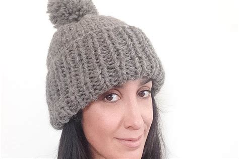 free knitting patterns for chunky wool hats how to make a wool week chunky hat hobbycraft