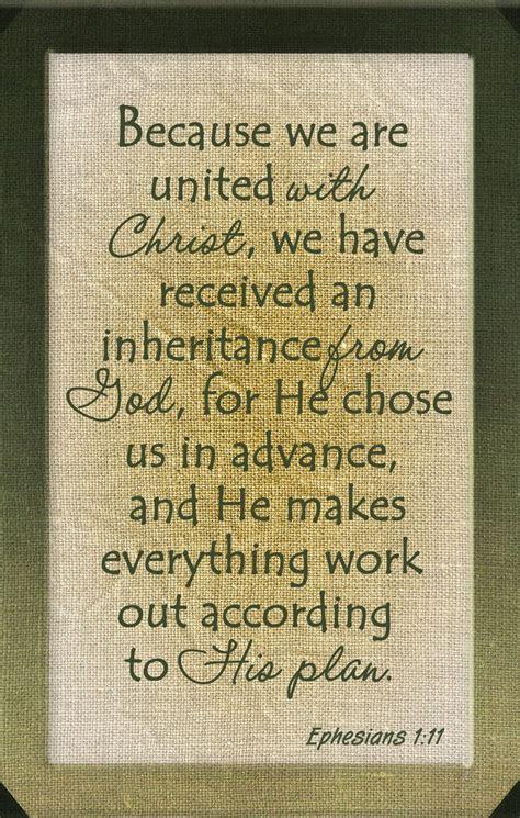 Ephesians 1:11   Bible verses   Pinterest Ephesians 1:11