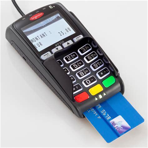 card equipment countertop card machine universal transaction processing
