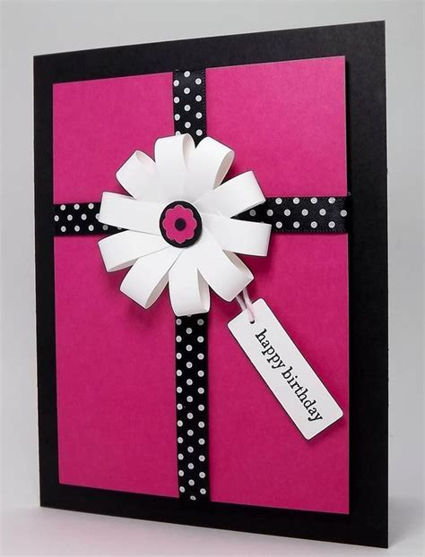 how to make beautiful birthday cards at home 25 unique handmade birthday cards ideas on