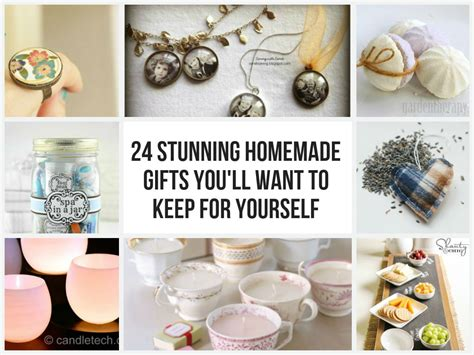 ideas make 24 stunning gifts you ll want to keep for yourself