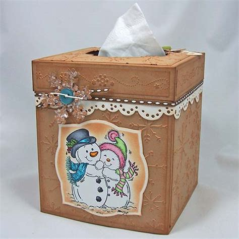 tissue paper box craft tissue box cover by cookiester cards and paper crafts
