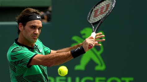 roger federer worldlywap net federer downs nadal to win miami open