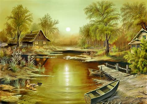 amazing paint wallpapers ا مید صبح amazing paintings
