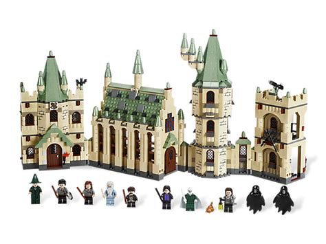 Lego Spiral Staircase by Hogwarts Castle Lego Shop