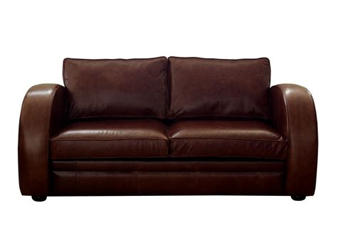 leather sofa beds leather sofa bed astoria deco sofa beds