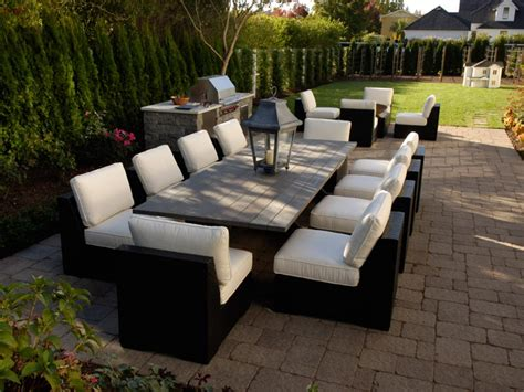 patio furniture designs furnishing your outdoor room hgtv