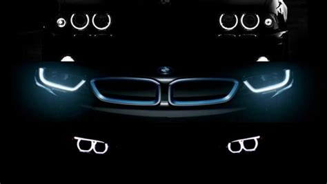 coolest lights and the coolest headlights award goes to bmw