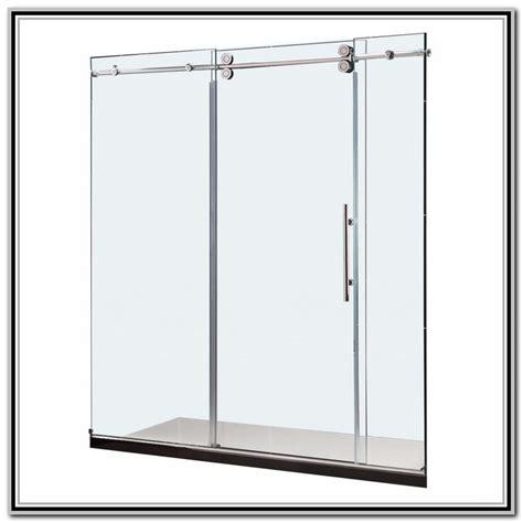 sliding glass shower doors lowes shower doors lowes frameless images