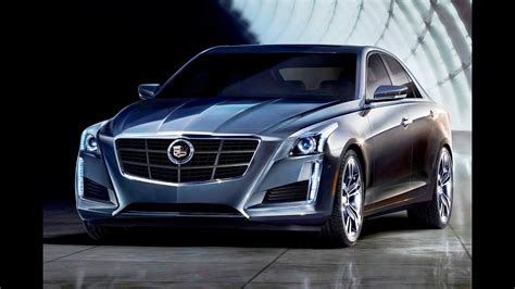 Cadillac Cts Sport by 2014 Cadillac Cts V Sport Running Luxury