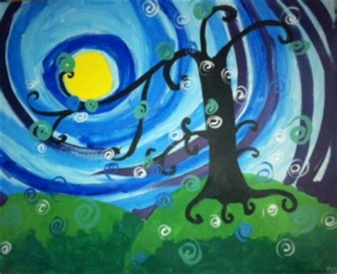paint nite exles byob paint quot social artworking quot october 18 charity