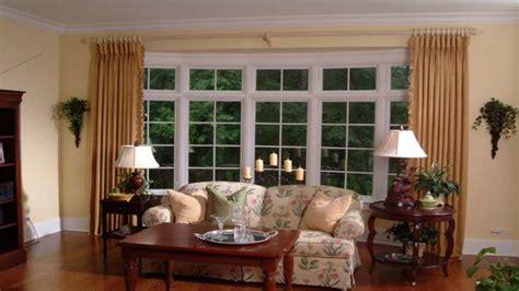 living room window treatment ideas bay window kitchen living room bay window treatments