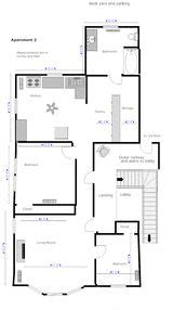 using autocad to draw house plans 1000 ideas about simple floor plans on one